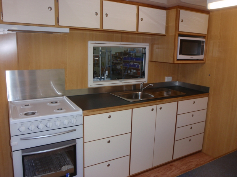 Remote Hire Wa 2 Bedroom Plus Kitchen Caravan Remote